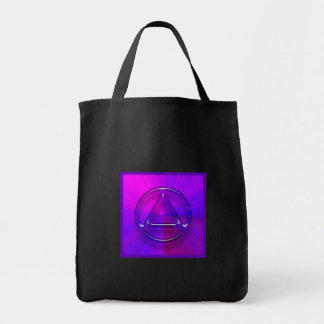 Sober Sobriety Recovery Tote Bag (Totebag)