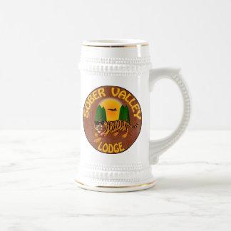 Sober Valley Lodge Beer Stein