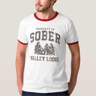 Sober Valley Lodge - Brown T-Shirt