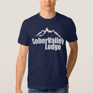 Sober Valley Lodge Tee Shirt