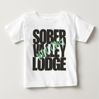 Sober Valley Lodge Winning Baby T-Shirt