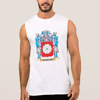 Sobieski Coat of Arms - Family Crest Sleeveless Shirts