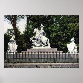 Sobieski Monument Poster