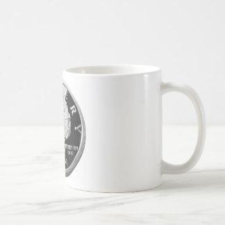 Soborno público taza de café