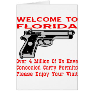 Sobre 4 millones de nosotros han encubierto llevan tarjetas