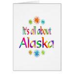 Sobre Alaska Felicitacion