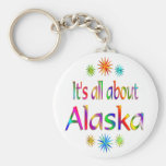 Sobre Alaska Llaveros