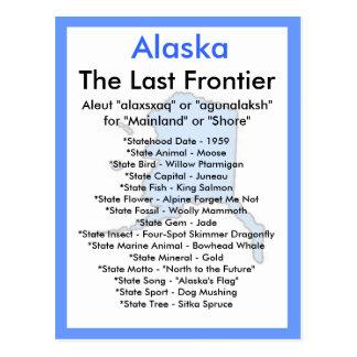 Sobre Alaska Postales