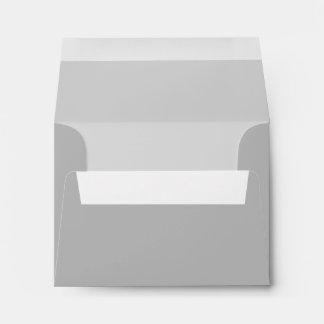 Sobre alineado gris