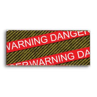 Sobre amonestador del peligro