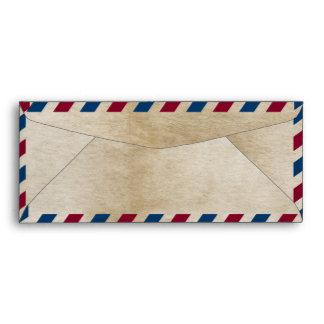 Sobre antiguo del correo aéreo #10
