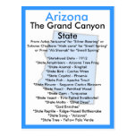 Sobre Arizona Tarjetas Postales