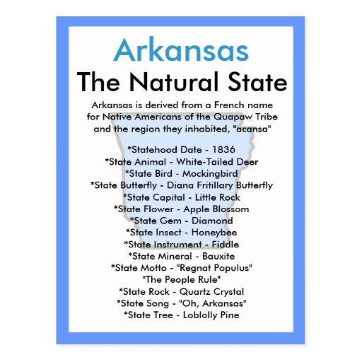 Sobre Arkansas Postal