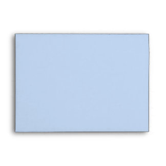 Sobre azul claro clásico con las rayas interiores
