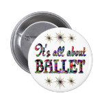 Sobre ballet pins