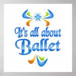 Sobre ballet posters