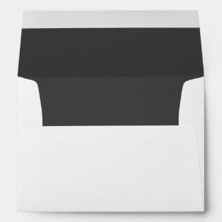Sobre blanco, trazador de líneas gris