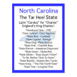 Sobre Carolina del Norte Postales