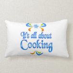 Sobre cocinar cojines