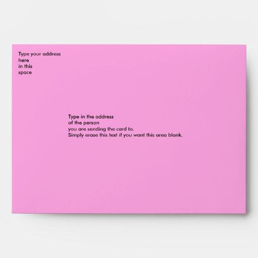 Sobre color de rosa del adorno - rosa oscuro