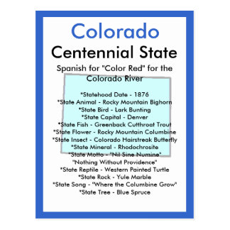 Sobre Colorado Postal