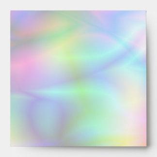 Sobre colorido del cuadrado de la abstracción