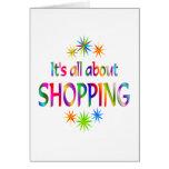 Sobre compras tarjetas