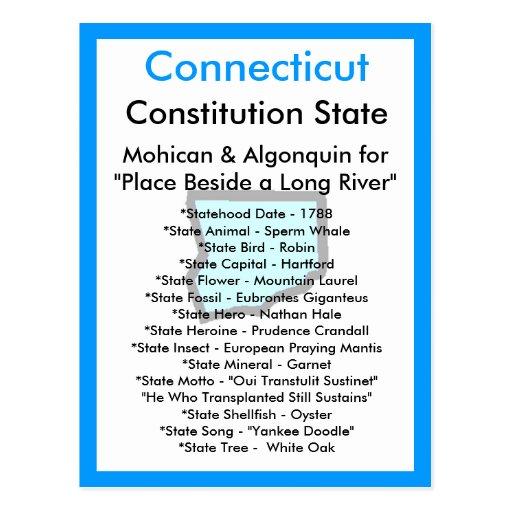 Sobre Connecticut Postal