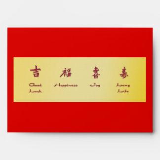 Sobre de Hong Bao