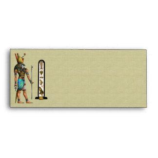 Sobre de Horus #10