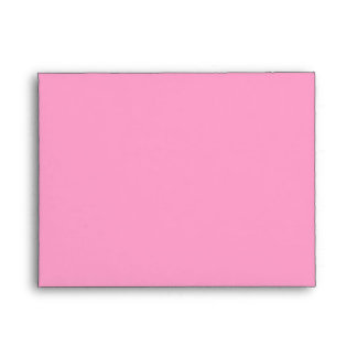 Sobre de la tarjeta de la nota de Michelle en lino