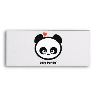 Sobre de Panda® del amor
