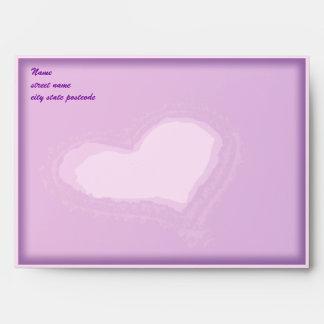 Sobre de Purple Heart