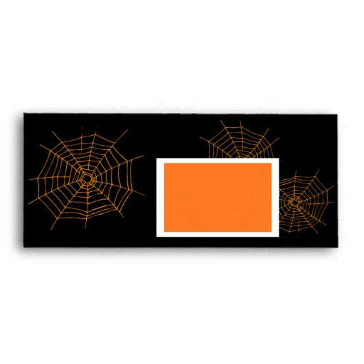 Sobre de SpiderWeb Halloween