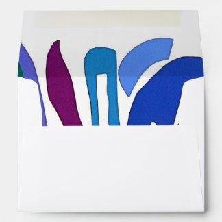 Sobre del arte azul o abstracto del retiro español