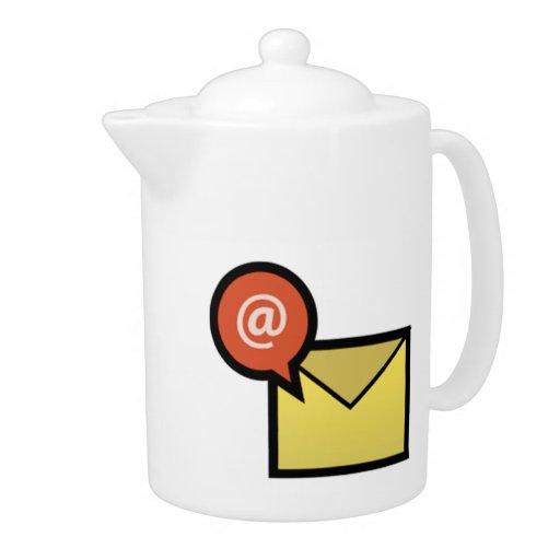 Sobre del correo electrónico