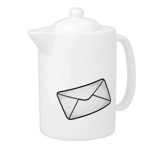 Sobre del correo