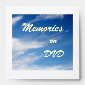 Sobre del DVD de las memorias