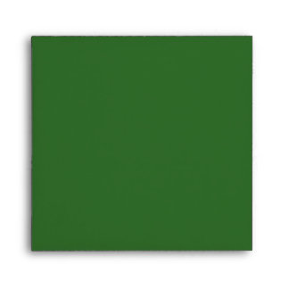 Sobre del fiesta del día de St Patrick verde
