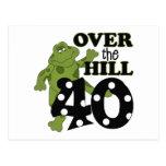 Sobre el 40.o cumpleaños de la colina postal