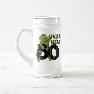 Sobre el 50.o cumpleaños de la colina tazas de café
