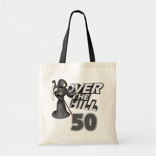 Sobre el 50.o regalo de cumpleaños de la colina bolsa