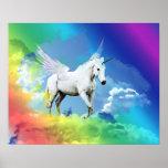 Sobre el arco iris impresiones