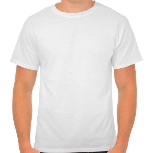 Sobre el arco iris t-shirt