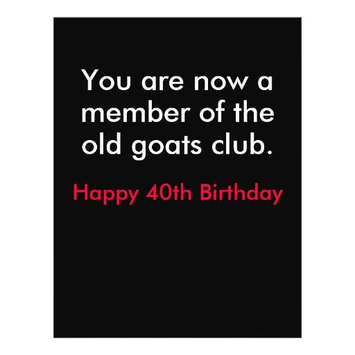 "Sobre el aviador del cumpleaños de la colina folleto 8.5"" x 11"""