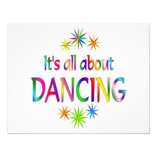 Sobre el baile comunicado personal