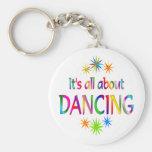 Sobre el baile llavero personalizado