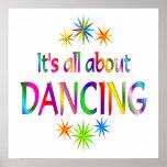 Sobre el baile poster