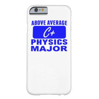 Sobre el comandante medio de la física funda para iPhone 6 barely there