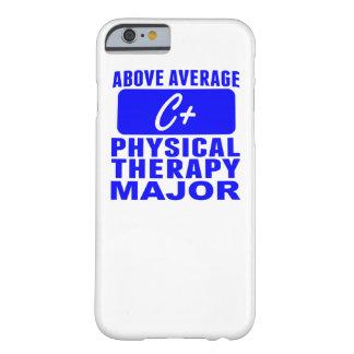 Sobre el comandante medio de la terapia física funda para iPhone 6 barely there
